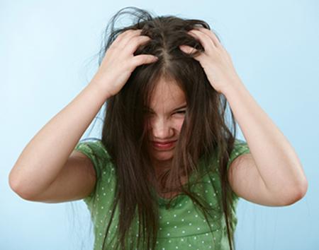 Причины появления вшей и гнид у детей