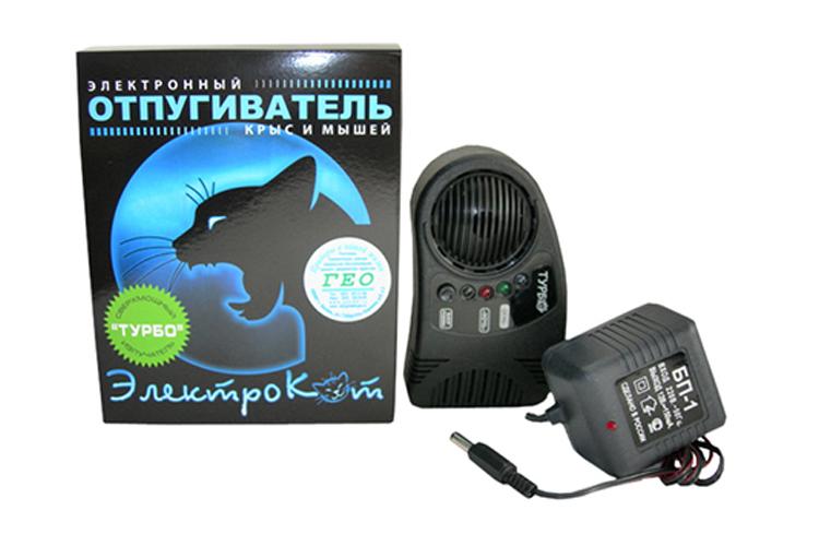 Коробка «ЭлектроКот-Турбо»