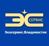 Логотип Экосервис Владивосток