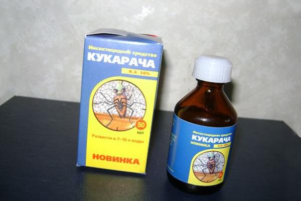 Средство «Кукарача» от тараканов