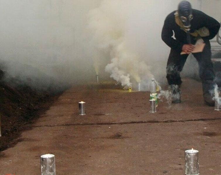 Дымовые шашки