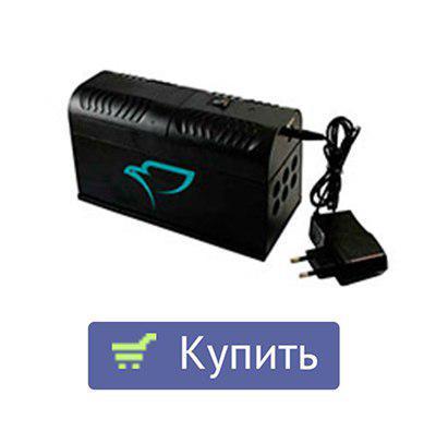 Электронная мышеловка Ястреб ПП