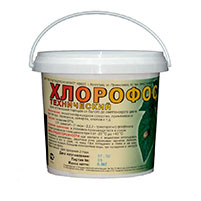 Средство хлорофос от клопов