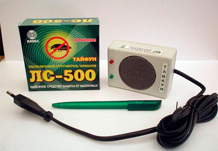 Отпугиватель клопов ЛС-500