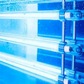 Обеззараживание воды ультрафиолетом