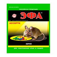 Средство от крыс и мышей Эфа зерновая