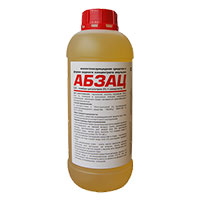 Абзац - инсектоакарицидное средство против насекомых