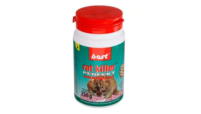 Отрава от грызунов Best Rat Killer