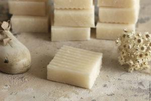 Брикет хозяйственного мыла