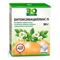 Препарат Битоксибациллин от насекомых вредителей