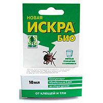 Препарат Искра - двойной эффект от колорадского жука