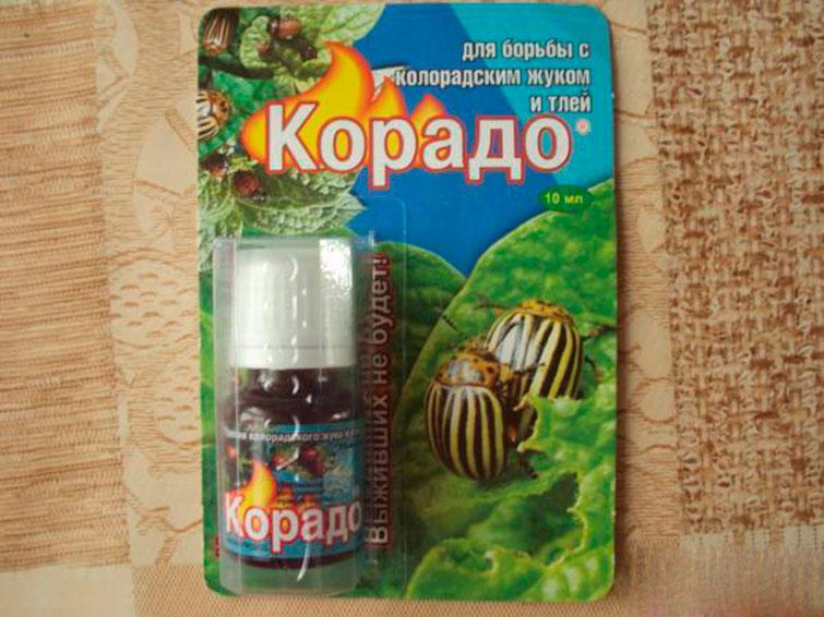 Средство от колорадского жука Корадо