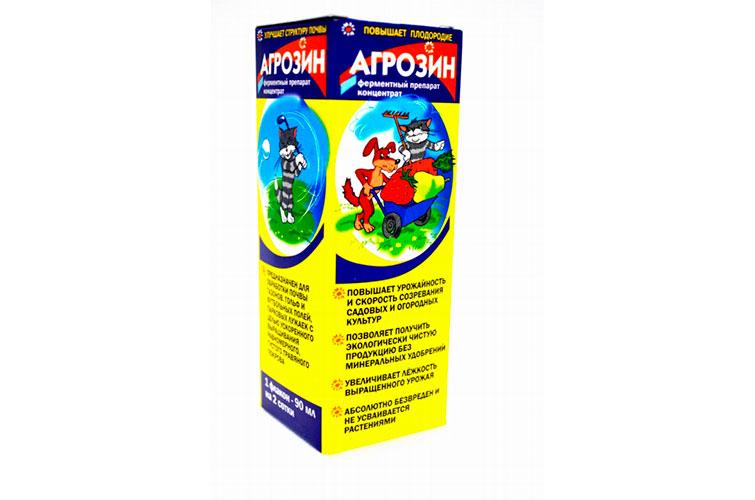 Биопрепарат против слизней Агрозин