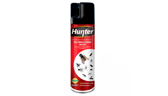 Аэрозоль Hunter