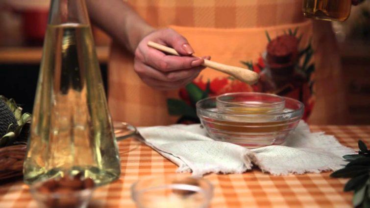 Приготовление крема от комаров
