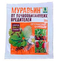 Препарат Муравьин – современное средство для борьбы с вредителями