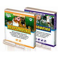 Препарат Неостомозан - против паразитов