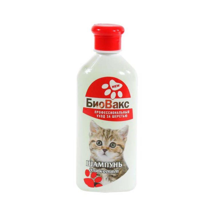 Шампунь Биовакс для котят