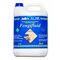 Средство от плесени и грибка Alpa fongifluid