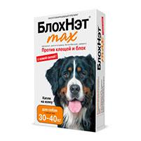 Капли от блох для собак Блохнэт