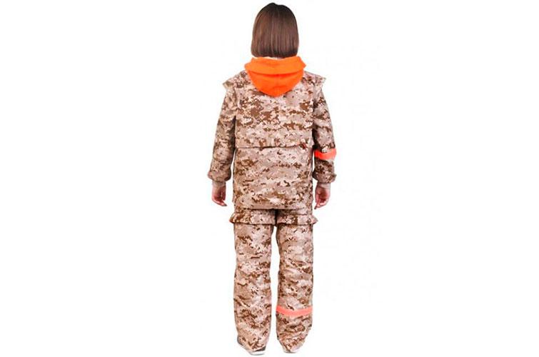 Детский противоэнцефалитный костюм Биостоп (для девочек)