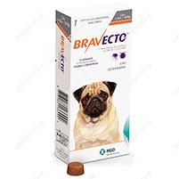 Таблетки от блох и клещей для собак Бравекто