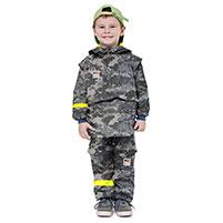 Детский костюм БИОСТОП от клещей и комаров (3-6 лет)