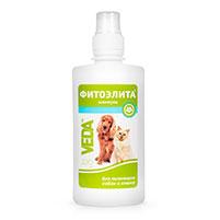 Фитоэлита шампунь от блох для собак