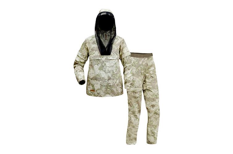 Детский противоэнцефалитный костюм «Таежный» (туман)
