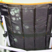 Как вывести плесень с ткани детской коляски – только проверенные способы