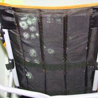 Как избавиться от плесени с ткани на детской коляске: нашатырь, мел и марганцовка