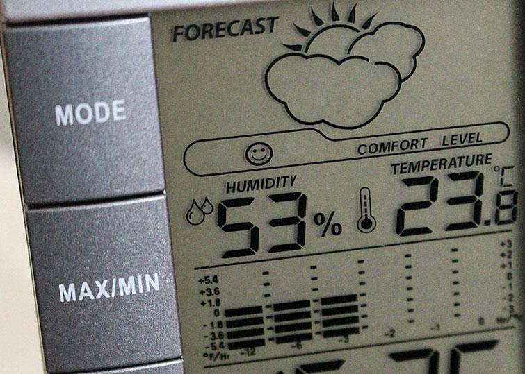 Причины повышения влажности в доме