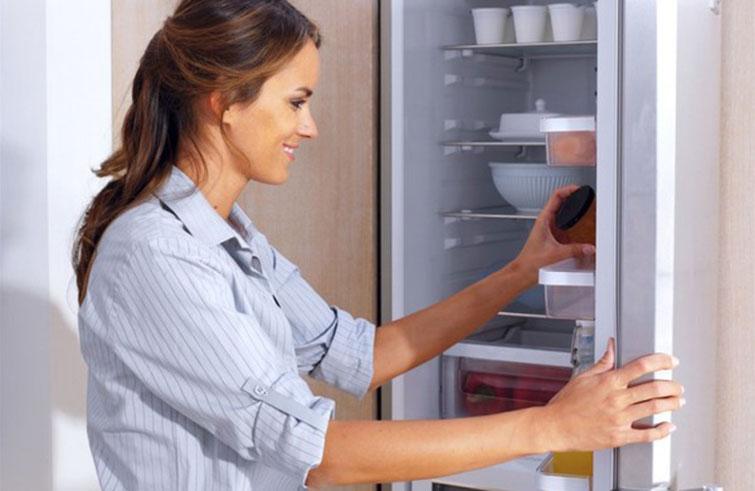 Уборка холодильника