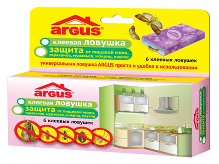 Аргус – ловчий клеевой «домик»
