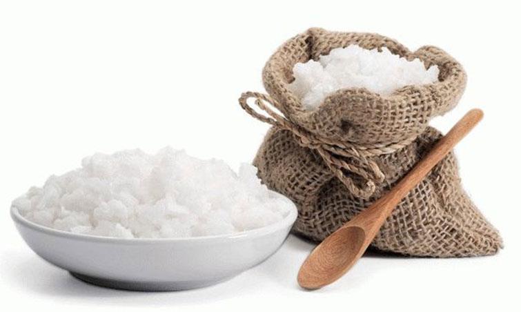 Мешочек с солью