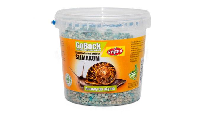 Cредство от слизней «Rapax» (эко гранулы) (1 кг)