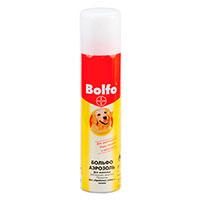 Спрей от блох и клещей для собак и кошек Больфо