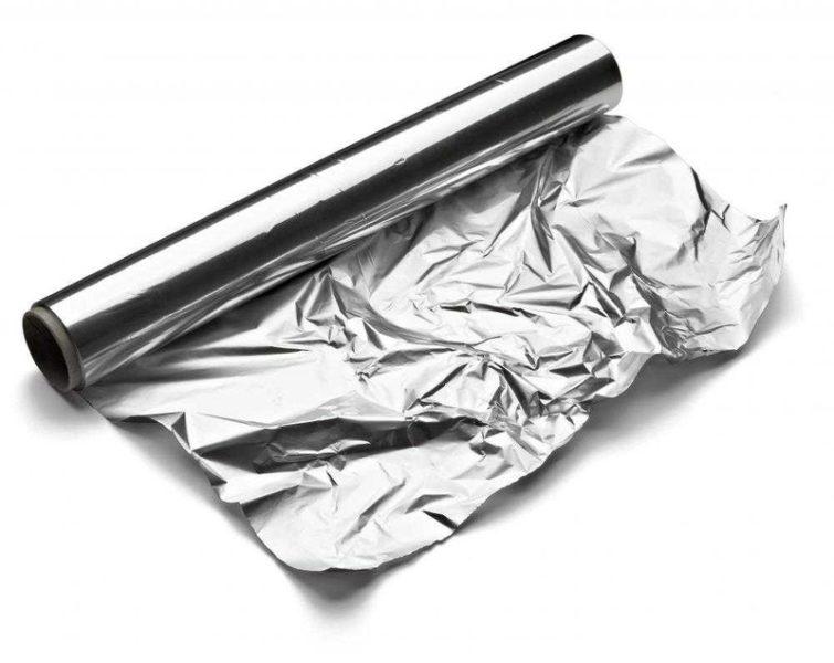 Защита поверхностей с помощью фольги