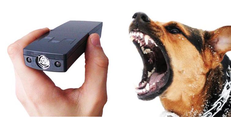 Отпугиватель собак на основе УЗ-генератора