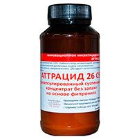 Аттрацид 26 CS: средство для борьбы с насекомыми