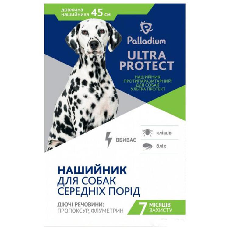 Palladium Ultra Protect