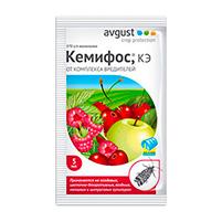 Инсектицид Кемифос: химический состав и норма расхода