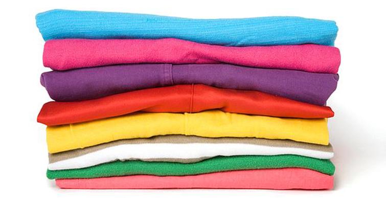 Чистая одежда