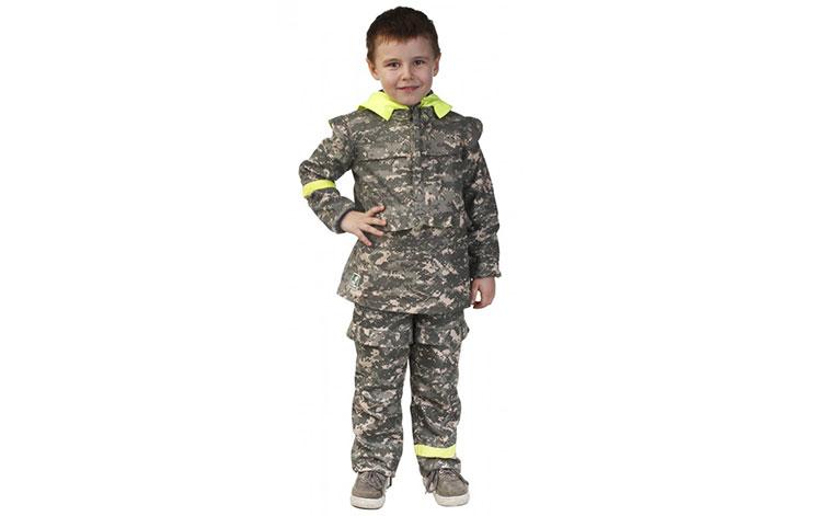 Детский противоэнцефалитный костюм Биостоп
