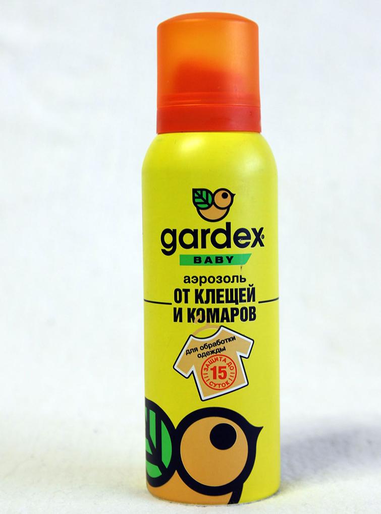 Средства от клещей Gardex (детский)