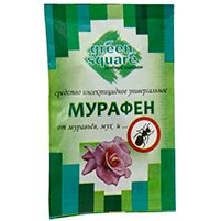 Мурафен - универсальное инсектицидное средство