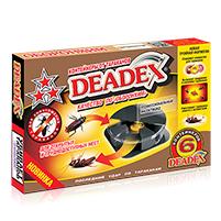 Гель DEADEX Оборонхим от тараканов: инструкция по применению