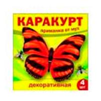 Каракурт - декоративная приманка от мух: инструкция по применению