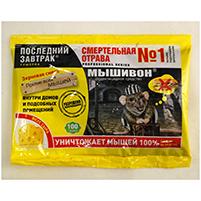 Мышивон зерновая приманка для грызунов: отзывы о препарате