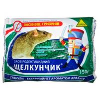 Щелкунчик (100 гр): родентицидная приманка для грызунов купить в Москве и СПб